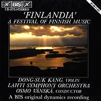 Finlandia - A Festival of Finnish Music (1995-05-18)