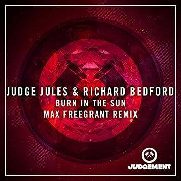 Burn In The Sun (Max Freegrant Remix)