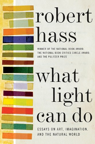What Light Can Do: Essays on Art, Imagination, and the Natural Worl