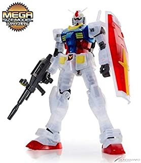 RX-78-2 GUNDAM Color Clear MEGA SIZE MODEL -THE ART OF GUNDAM- OSAKA