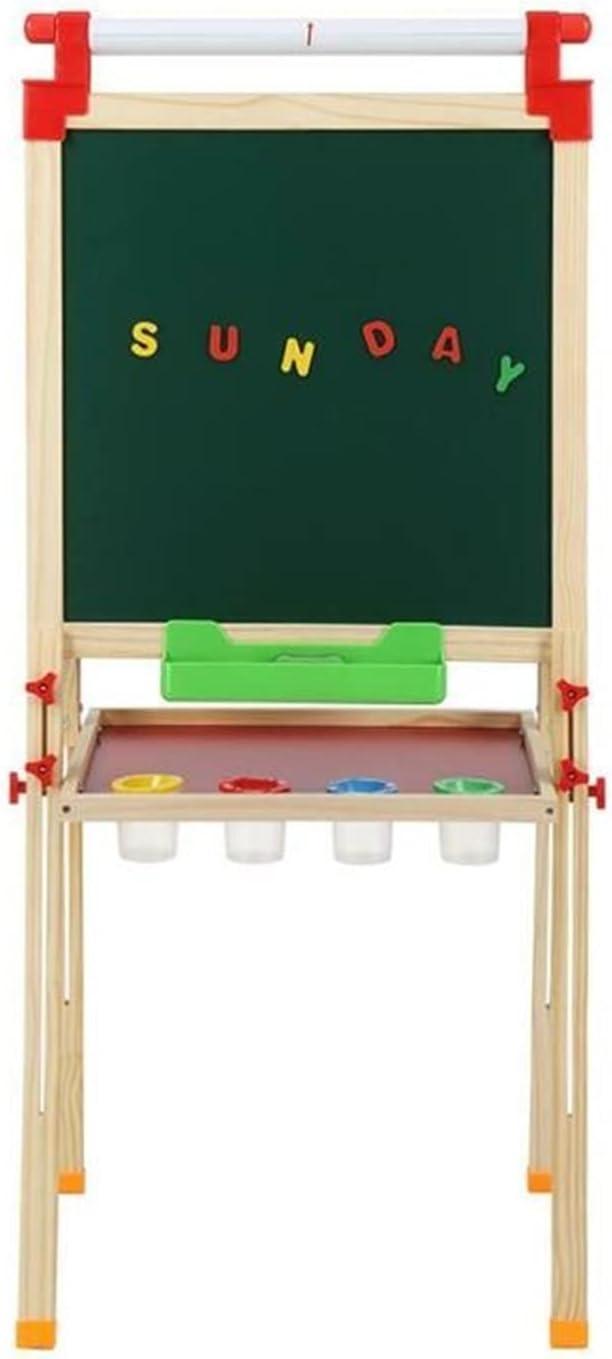 JIAQUAN-SHOP Easel New Children Paint Craft Drawing Kids Regular discount Award-winning store S