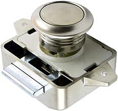 Siwetg Camper Push Lock RV Caravan Boot Motor Huis Cabinet Drawer Latch Button Locks voor meubels Hardware