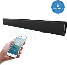 [2020 Upgraded] Sound Bars, Meidong 2.0 Channel Soundbars...