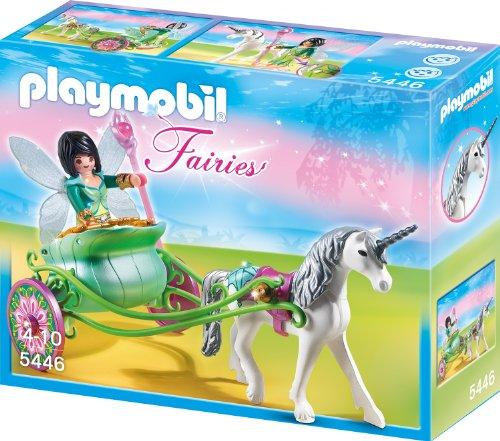 Playmobil 5446 - Einhornkutsche mit Schmetterlingsfee