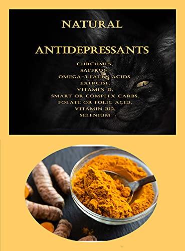 Natural Antidepressants: Curcumin, Saffron, Omega-3 Fatty Acids, Exercise,...