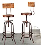 10 Best Rustic Bar Stools