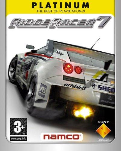 Ridge Racer 7 - Platinum Edition