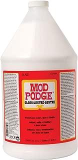 mod podge gloss lustre uses