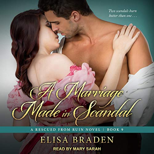 A Marriage Made in Scandal cover art