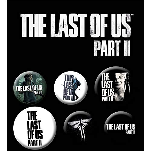 THE LAST OF US ザ・ラスト・オブ・アス (PART2発売記念) - PART II Ellie/バッジ 【公式/オフィシャル】
