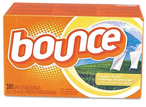Bounce Outdoor Fresh - Fogli per asciugatrice (160 fogli)