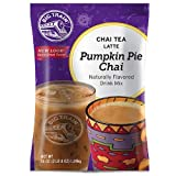 Big Train Chai Tea Latte, Pumpkin Pie, 56 Ounce, Powdered Instant Chai Tea Latte Mix, Spiced Black Tea with Milk, For Home, Café, Coffee Shop, Restaurant Use