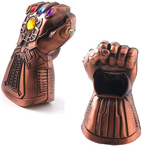 Abridor de Botellas de Cerveza, Abridor de Botellas de Guantes Thanos, Marvel the Avengers 4: Abridor de Tapas de Botellas de Endgame, El Mejor Regalo