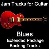 Funky Guitar Blues Backing Track (Key A7#9) [Bpm 120]