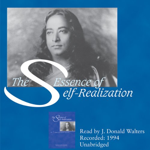 The Essence of Self-Realization audiobook cover art