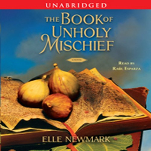 The Book of Unholy Mischief audiobook cover art
