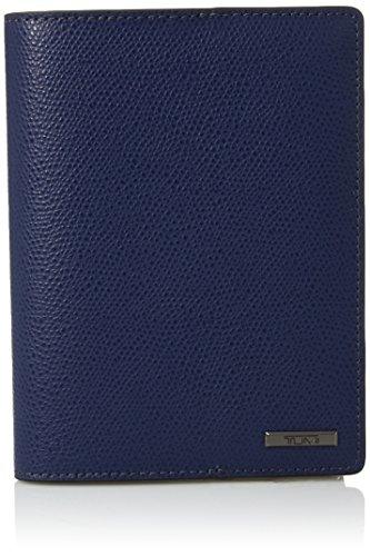 TUMI - Porta passaporto Provincia - Portafoglio per uomo e donna - blu - taglia unica