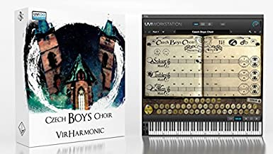Czech Boys Choir -クワイア音源-