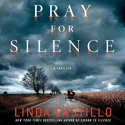Pray for Silence audiobook cover art