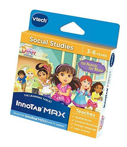 VTech Innotab e InnoTV Dora and Friends - Juguete electrónico