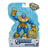Marvel Avengers Bend And Flex Action-Figur, 15 cm große biegbare Thanos Figur, enthält ein...