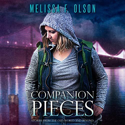 Page de couverture de Companion Pieces