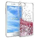 KOUYI Coque iPhone 6S/iPhone 6, Luxe Flottant Liquide Étui Protecteur TPU Bumper...