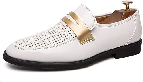 Offre spéciale Chaussure Ronde antidérapante Classique et Chaussures pour Hommes à la Mode Estivale