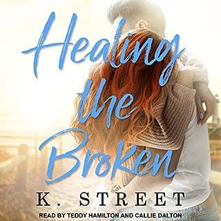 Healing the Broken audiobook cover art