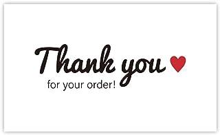 Holiday card شكرا لك بطاقة شكرا لك على بطاقة طلبك شكرا لبطاقات المعايدة متجر إنشاء لحظة حارة خاصة 30pcs New Years Card (Co...