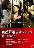 痴漢終電車スペシャル 感じる女たち [DVD]