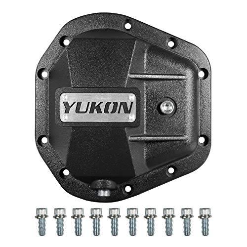 Yukon Gear & Axle Hardcore Nodular Iron Differential Cover YHCC-D60