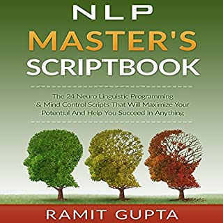 NLP Master's Scriptbook cover art