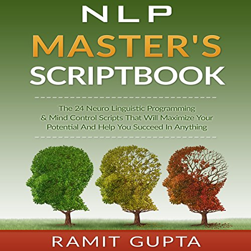 NLP Master's Scriptbook audiobook cover art