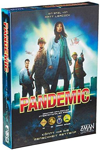 ZMan 691100 - Pandemic, Juego de mesa