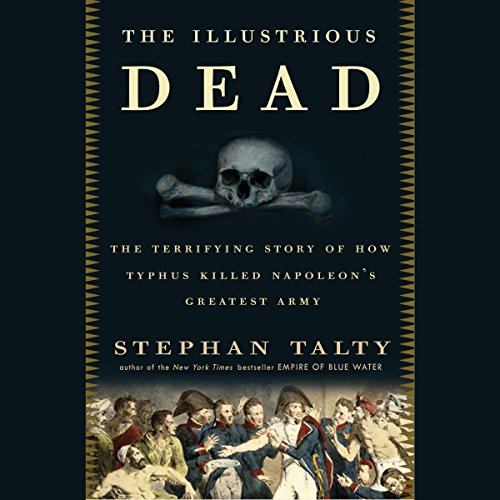 The Illustrious Dead audiobook cover art