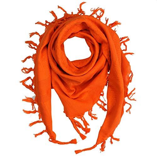 Freak Scene Superfreak Palituch - orange - orange - 100x100 cm - Pali Palästinenser Arafat Tuch - 100{1e397ba6feae195c40726ac1b7a137382e55a7548f1b9af74ef9ff2af0b78303} Baumwolle