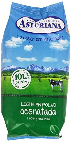 Leche en polvo asturiana
