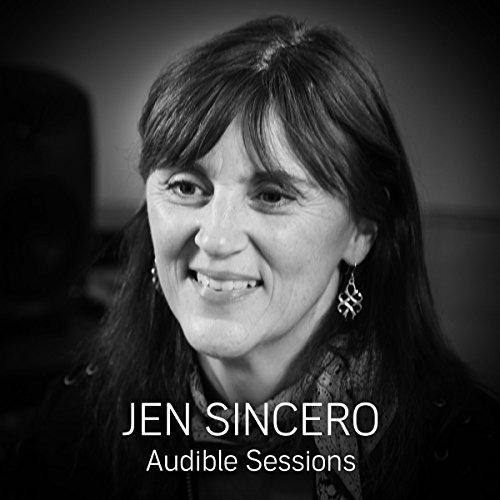 Jen Sincero audiobook cover art