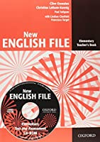 New English File: Elementary: Teacher's Book with Test and Assessment CD-ROM: Six-level general English course for adults by Clive Oxenden Christina Latham-Koenig Paul Seligson Lindsay Clandfield Francesca Target Brian Brennan(2007-10-11)
