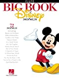 The Big Book of Disney Songs Songbook: Flute (English Edition)