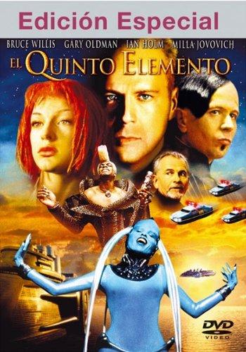 EL QUINTO ELEMENTO -DVD- EDICION ESPECIAL 2 DISCOS