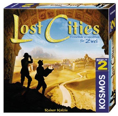 Preisvergleich Produktbild Kosmos - Lost Cities