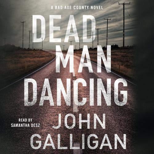 Dead Man Dancing cover art