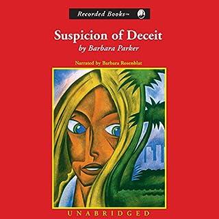 Suspicion of Deceit audiobook cover art