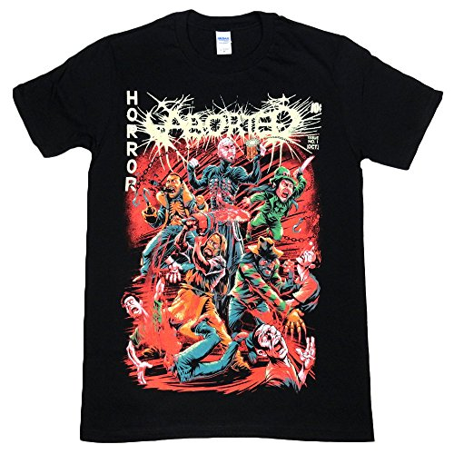 Aborted T-Shirt - Horror Comic (M)