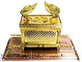 Statue Copper Ark of the Covenant 11