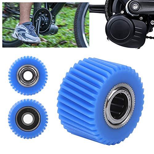 Changor Práctico Nylon Engranaje Reemplazo, Nylon por Tongsheng Tsdz2 Medio Conducir Motor Motor