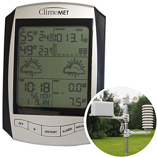 ClimeMET CM2016 Wireless Weather Station
