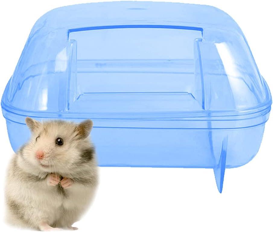 Small Pet Hamster Bathroom overseas Golden Bath Sand Bear Large special price !! Silk